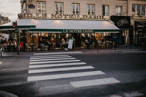 Fine-Art-Print Paris
