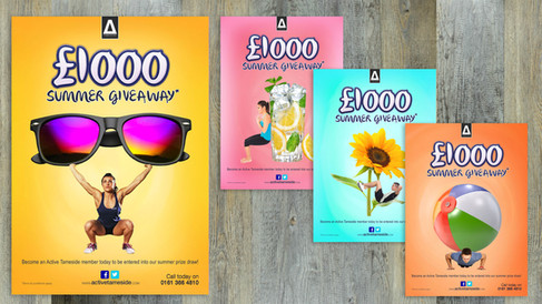 POSTERS • Summer Giveaway