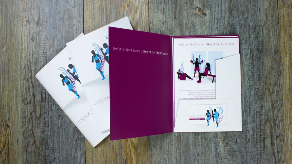 CORPORATE PACKS •Corporate Fitness