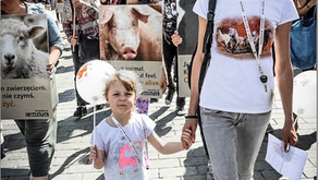 Animal Rights March - Poland