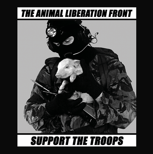 Support the Troops Stickers (Pack of 30)