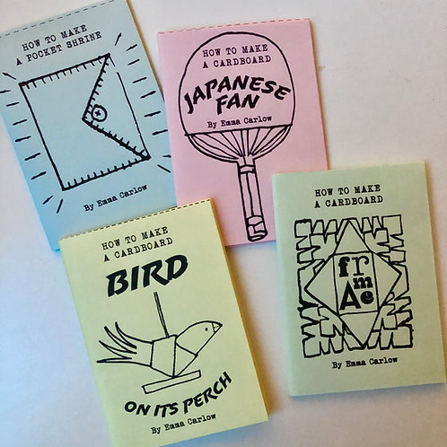 'How To' Zines