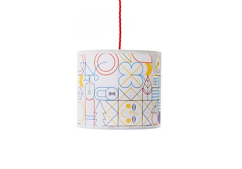 I-Spy lampshade