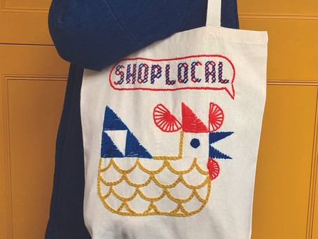 Come On, Let's Shop Local!