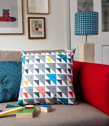 Tangram Cushion