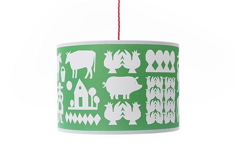 Old MacDonald lampshade