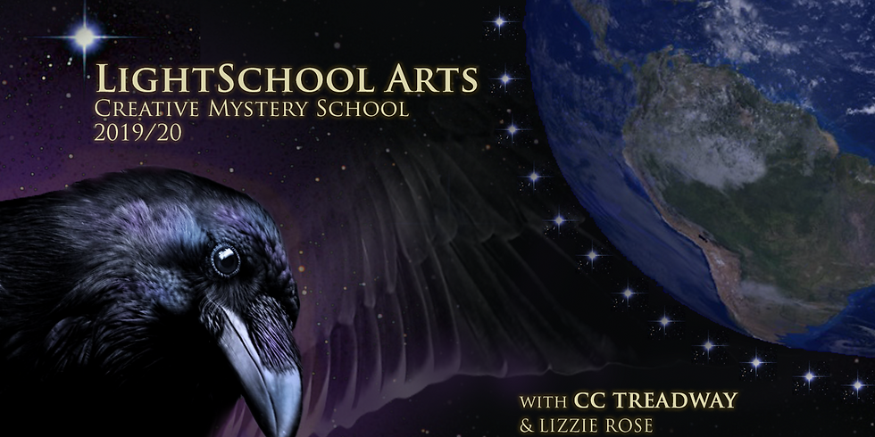 LightSchool Arts: Creative Mystery School 2019/20