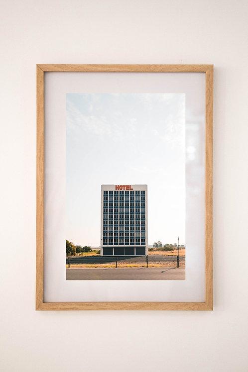 Hotel by Nathanael Lane