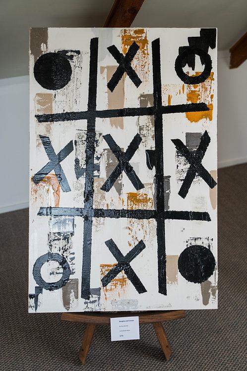 Noughts and Crosses by Paula Kerslake