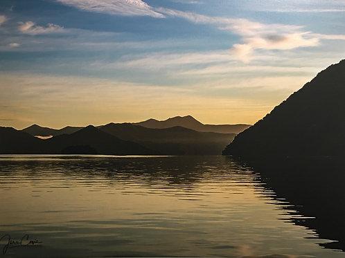 Awakening (Marlborough Sounds) By James Cowie