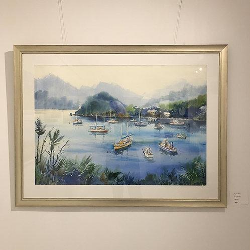Ngakuta Bay By John Keith Reed