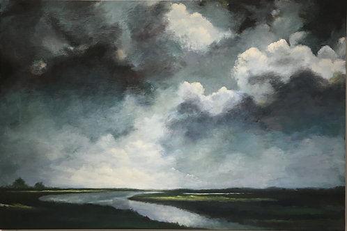 Wairau by Mary Russell