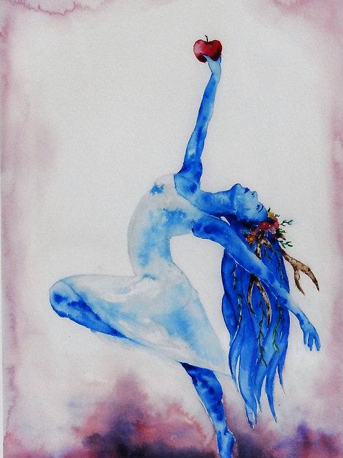 Dancing in His Glory by Kellie Allenet
