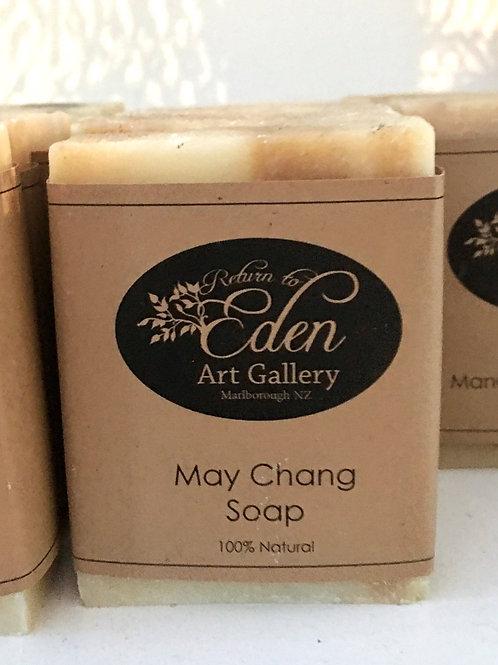 May Chang Soap