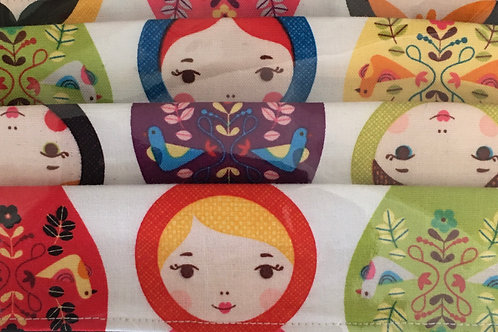 Fabric kids Mask (reusable)
