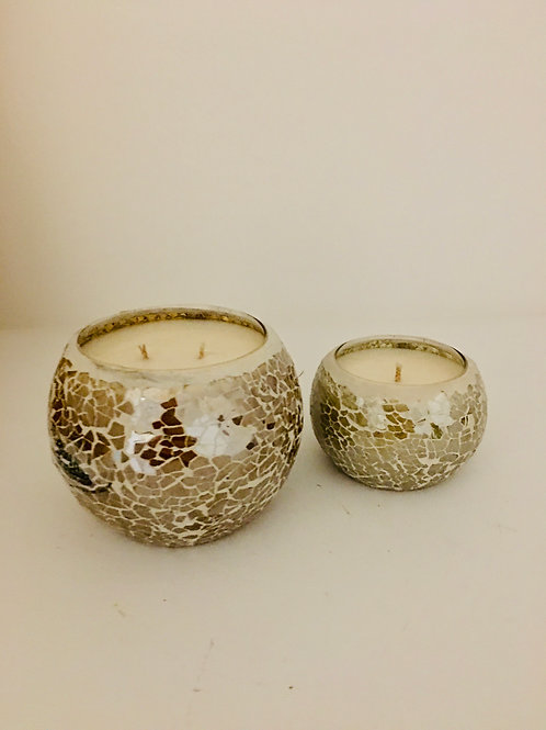 Bamboo & White Lily - Natural Soy Candles