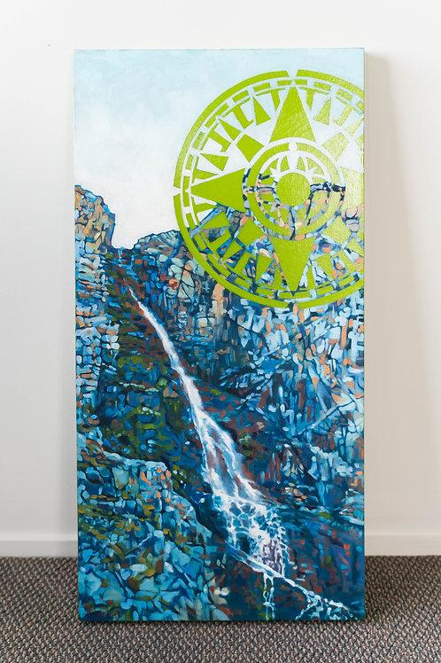 Finding Mount Tapuae-o-uenuku by Mieke Davis