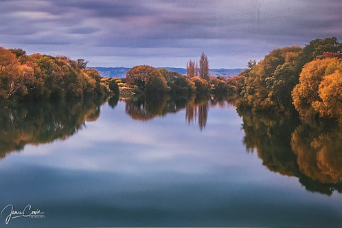 Reflection by James Cowie