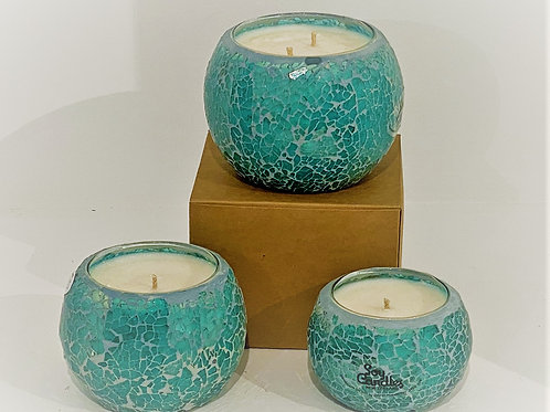 Ocean Spearment  - Natural Soy Candles