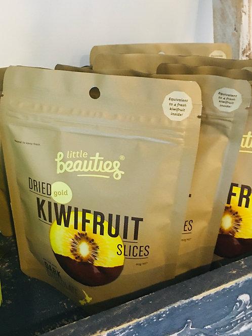 Golden Kiwi Fruit & dark choc