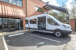 Rikian Mobile  Exerciser Van takes the stress out of visiting the center