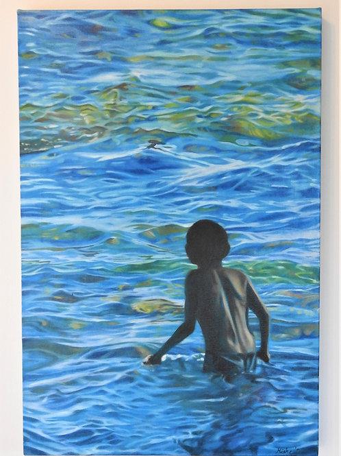 What Lies Beneath by Mieke Davis