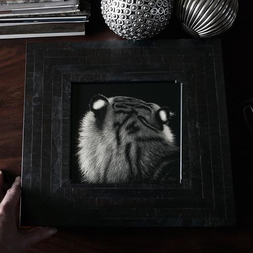 Tiger Hindsight By Karen Rakin Neal