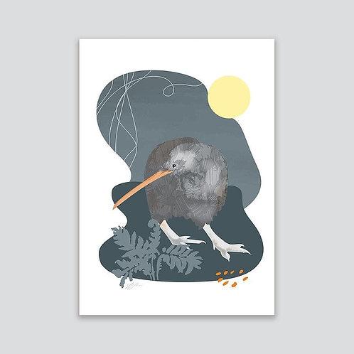 Kiwi By Tui Johnson