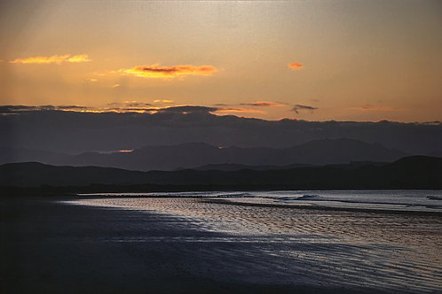 Late Afternoon Layers by James Cowie