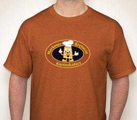 T-shirt reklamowy