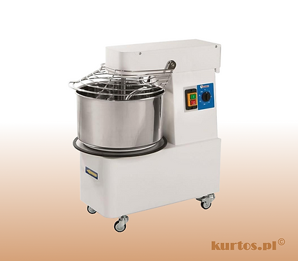 Dough spiral mixer 10l mobile
