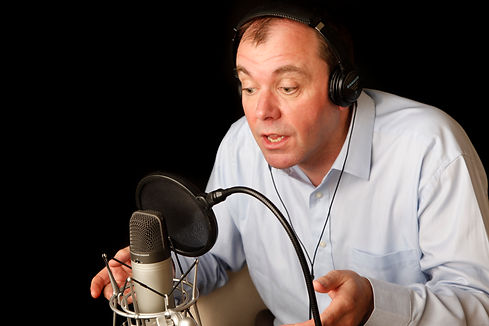Philip Rose, a great british voice over actor