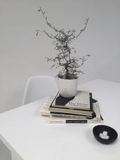 Dekoration und Möbel