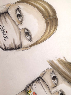 Maskendesign