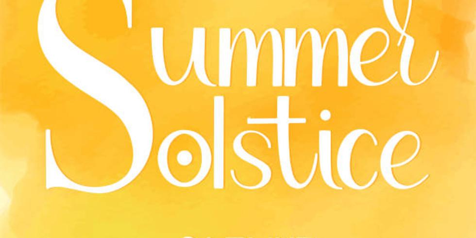 2021 Summer Solstice Double dip event