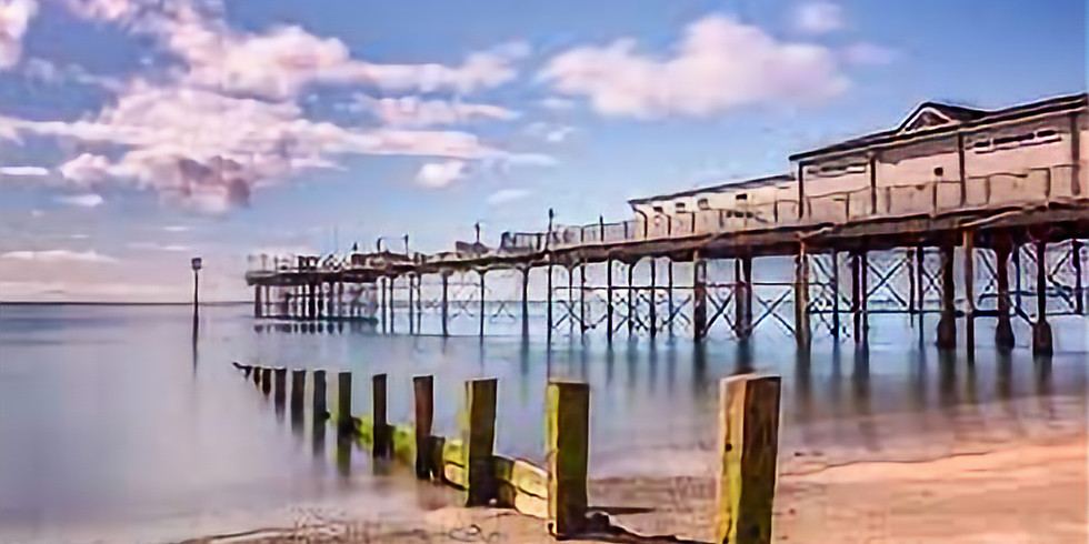 Teignmouth Sunday  (Time change for the summer ) (1)