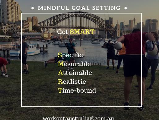Mindful Goal Settings