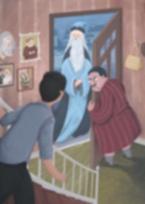 Dumbledore visits.jpg
