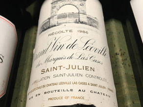 Grand Vin de Léoville - Saint-Julien, Bordeaux