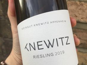 Riesling 2019-Weingut Knewitz Appenheim
