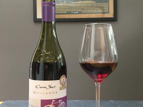 Pinot Noir-Bicicleta, Colchagua