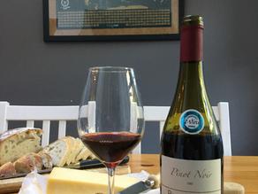 Pinot Noir, Brightwell Vineyard-England