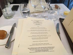 La Trompette-Michelin starred Fine Dining