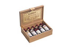 Sotheby's: Château Mouton Rothschild Versailles Celebration Cases - London