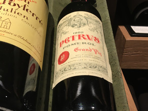 All about Pétrus 1982 - Pomerol