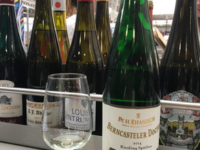 Riesling collection - Food with Susi