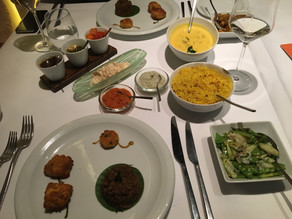 Quilon - Michelin starred Southwest Indian cuisine