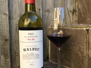 Carmanère & Malbec, Classic Marks & Spencer's, Chile
