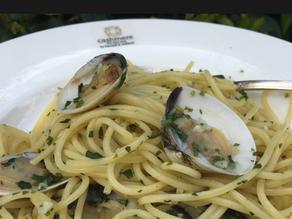 Spaghetti alle Vongole, Petit Chablis-Domaine Denis-Pommier