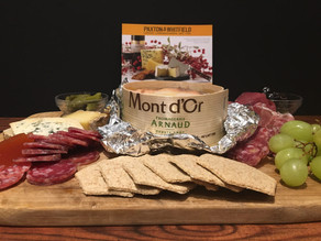 Baked Mont d'Or cheese - Paxton & Whitfield